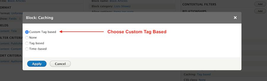 The 'node_list' cache tag pitfall in Drupal 8 views | Karim