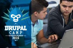 Drupal Camp Guadalajara - April 2016